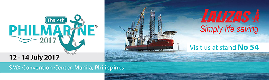 LALIZAS at PHILIPPINES MARINE 2017