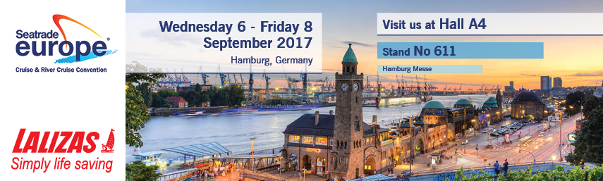 Lalizas at Seatrade Europe Cruise & River Cruise 2017