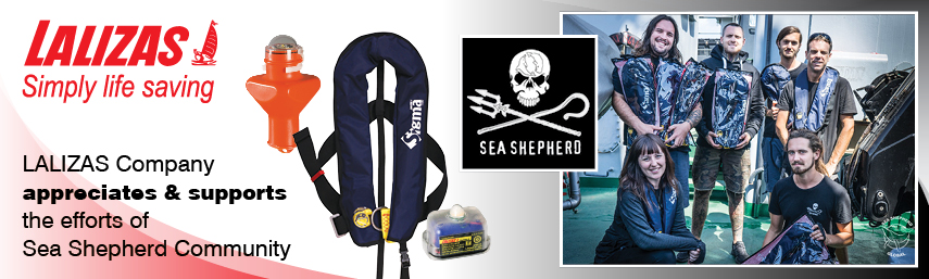 Sponsorship Sea Shepherd Conservation Society