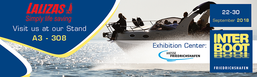LALIZAS at INTERBOOT 2018