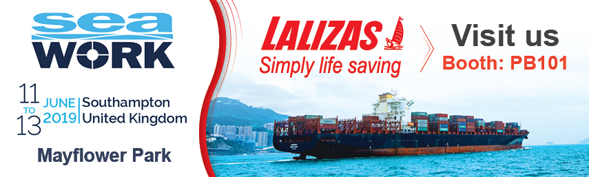 LALIZAS at SEAWORK International