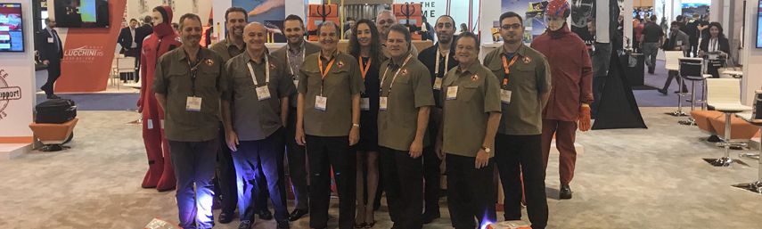 Record attendance for the LALIZAS group at OTC 2019