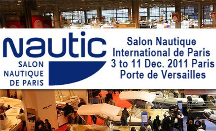 LALIZAS Participation at  PARIS NAUTIC EXHIBITION 2011