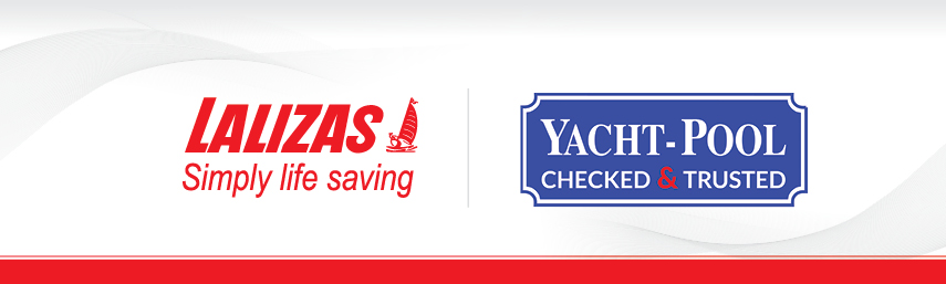"Lalizas Lifejackets ""Checked and Trusted"" by YACHT-POOL"