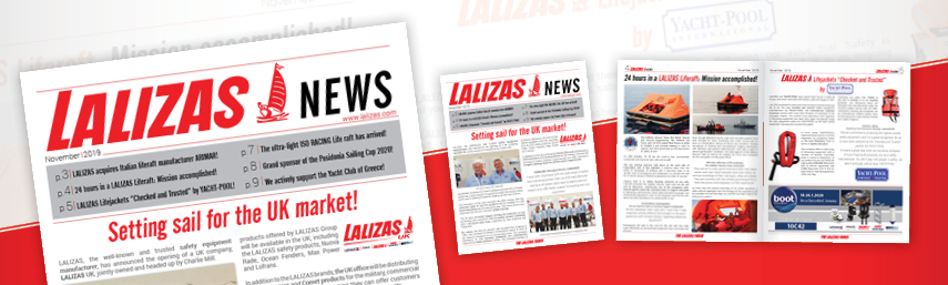Lalizas Newspaper was an initiative embraced by all of our partners!