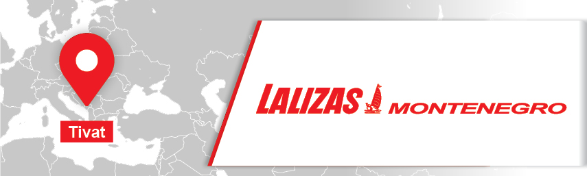 LALIZAS Montenegro expands its activities through the new Service Station