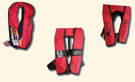 New Lifejackets