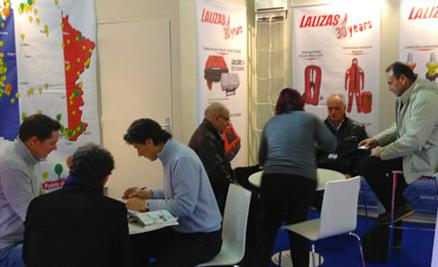 Salon Nautique de Paris 2012 Exhibition