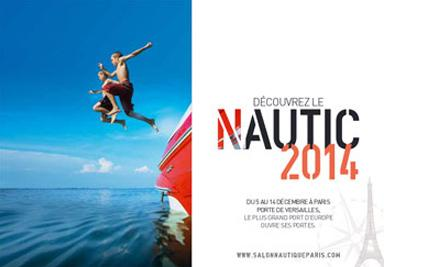 LALIZAS at SALON NAUTIC 2014