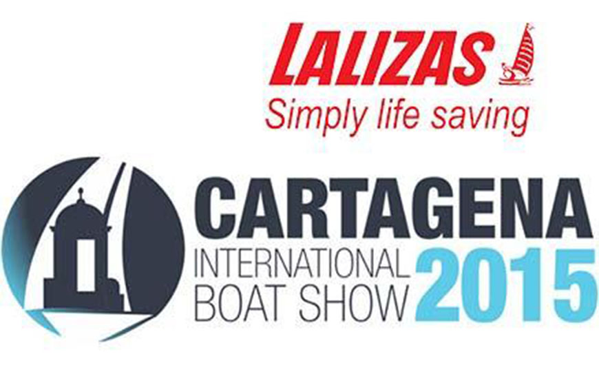 LALIZAS at Cartagena Int. Boat Show 2015