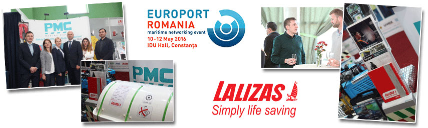 LALIZAS at Europort Romania 2016
