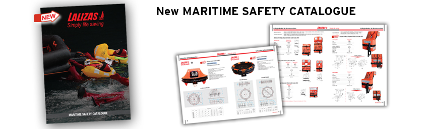 New MARITIME SAFETY CATALOGUE