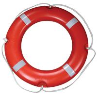LALIZAS Lifebuoy Ring SOLAS, w/Reflect.Tape, Ø73cm, 2.5Kg 70090 image