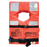 LALIZAS Advanced Adult's Lifejacket SOLAS- SOLAS/MED 2010 70178 image