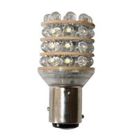 Bulb 12V, LED, T25 BAY15D, cool white - 36 LEDs 71230 image