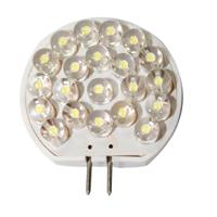Bulb 12V, LED, T30, G4, cool white - 21 LEDs 71231 image