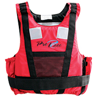 Pro Race Buoy.Aid.Child.50N,ISO 12402-5_25-40kg,red 71443 image