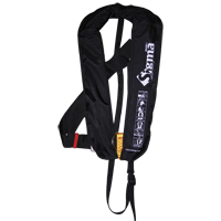Sigma Infl.Lifejacket.Auto.Adult.170N,ISO 12402-3,w/D-ring & clip crotch strap 72081 image