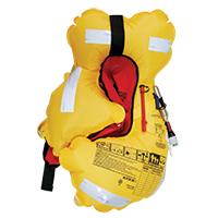 LALIZAS Infl.Lifejacket Adv. Lamda Auto 330N, SOLAS/MED,w/crotch strap 72114 image