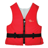 Fit&Float Buoyancy Aid ,Adult, 50N, Adult, ISO 12402-5, 70-90kg,red 72157 image