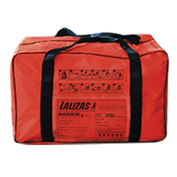 LALIZAS Intern. Liferaft ISO-RAFT 4 prs valise 78850 image