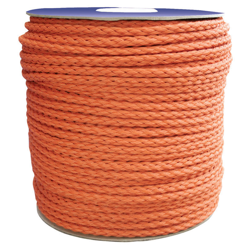 Floating Rope Polyethylene, Orange image