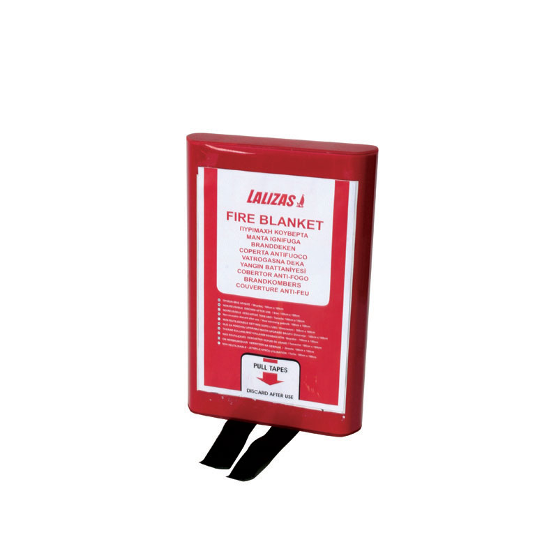 Fire Blanket in PVC case image