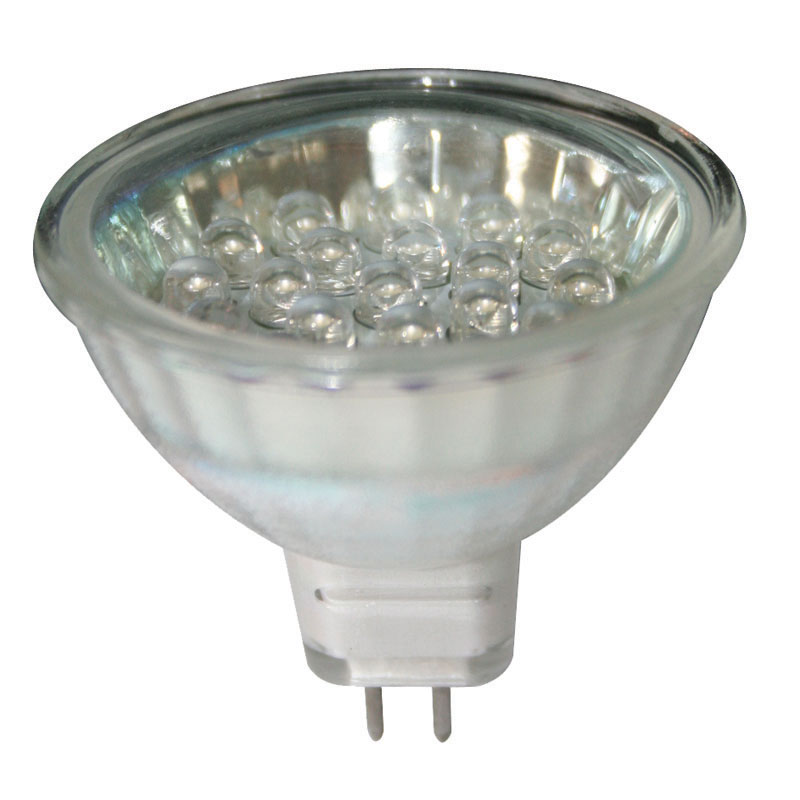 Bulb 12V, LED, MR16, cool white - 20 LEDs image