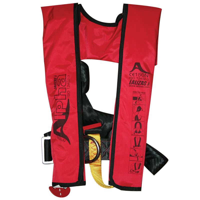 Lifejacket Alpha 170N, ISO 12402-3