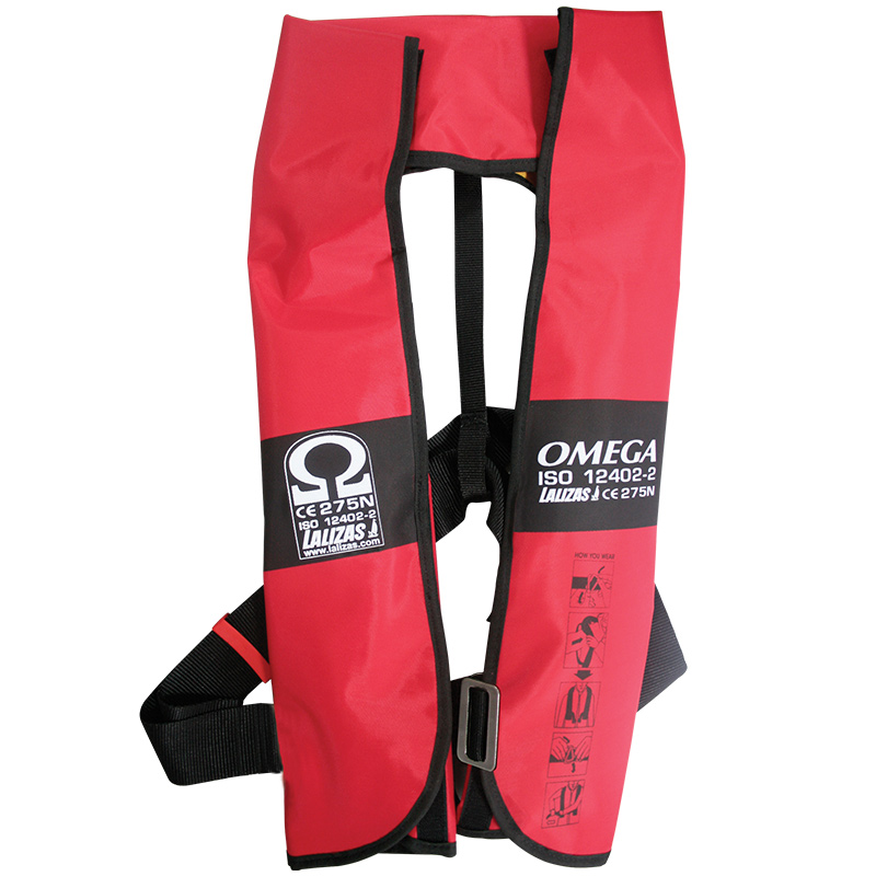 Lifejacket Omega 290N,  ISO 12402-2 image
