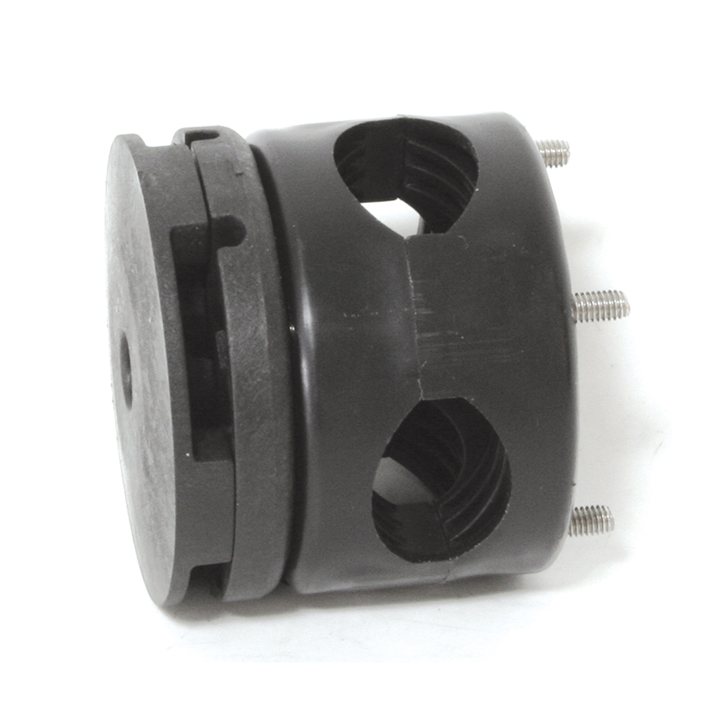 Set of connector & rail support for fenderbaskets image