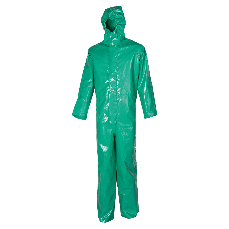 Chemical protection suit image