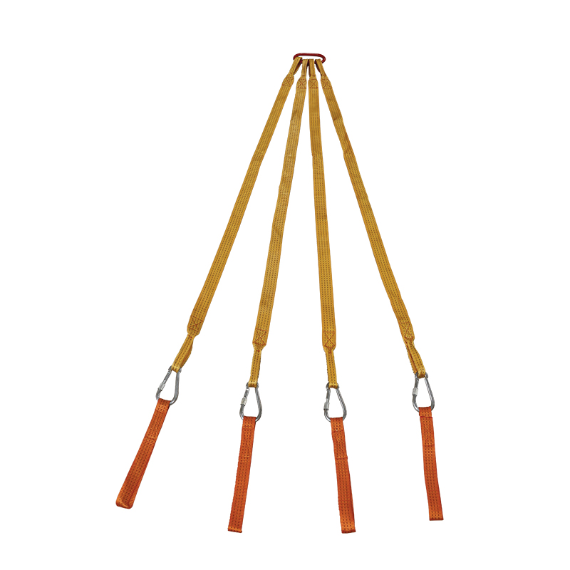 Four Point Bridle for Basket Stretcher (72544) image