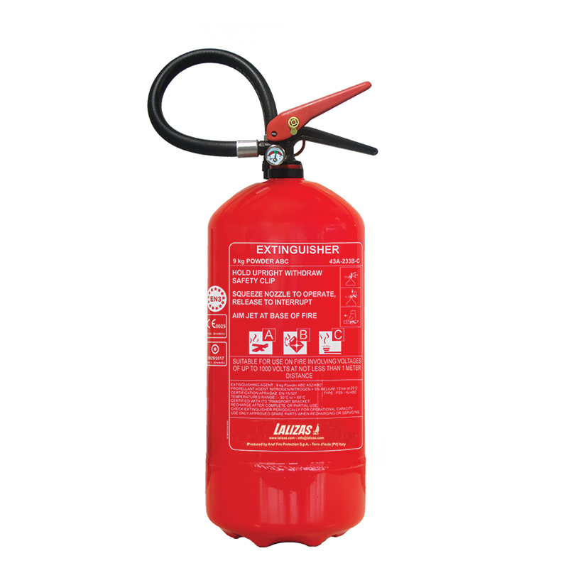 LALIZAS Fire Extinguisher Dry Powder image