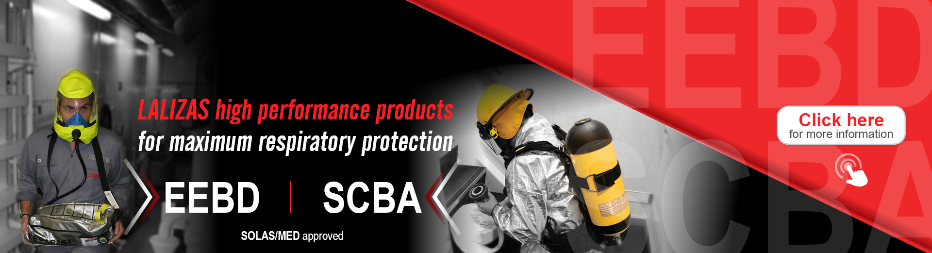 LALIZAS - Safety Equipment Manufacturer