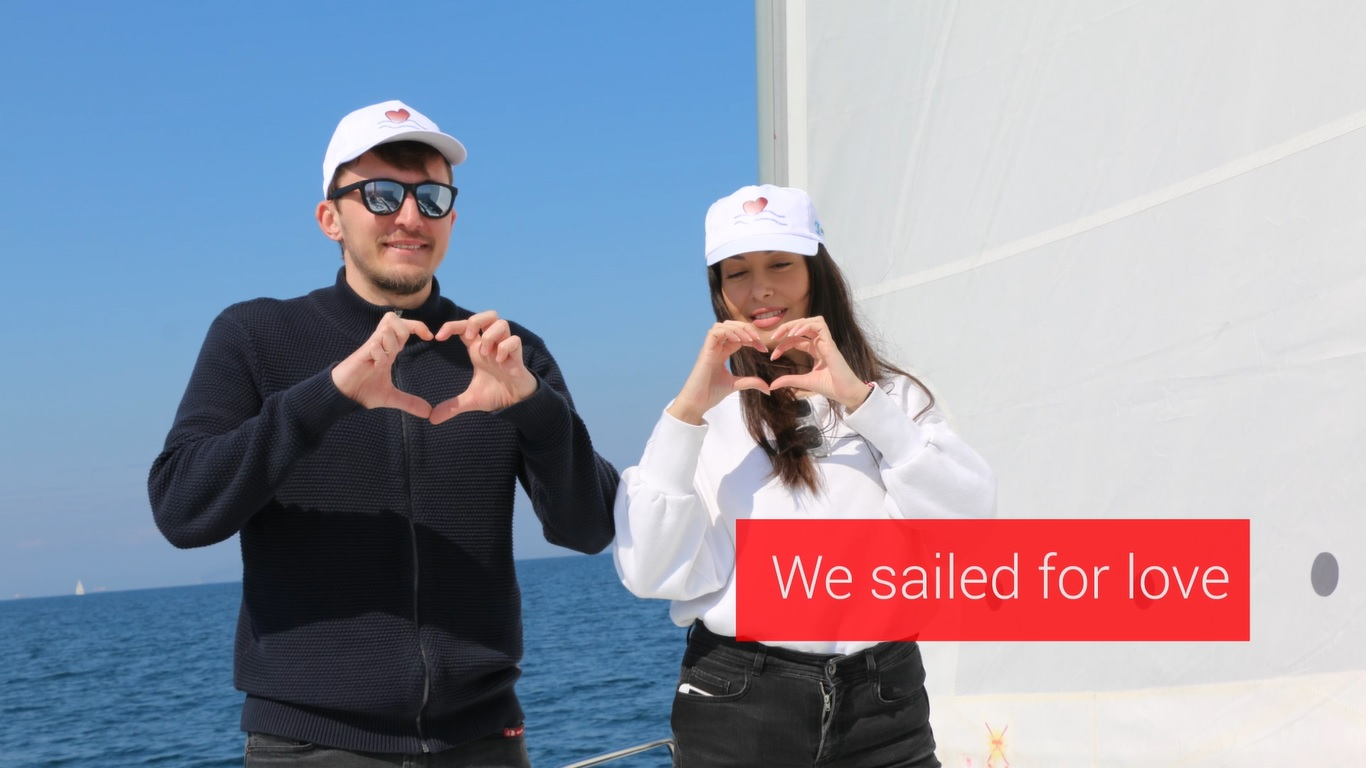 Sponsorship Sail for Love